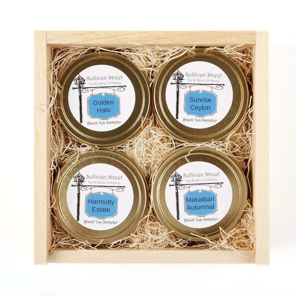 loose black tea gift set