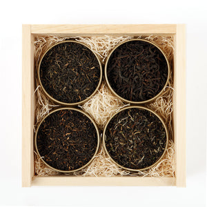 Black Tea Sampler Box - Sullivan Street Tea & Spice Company