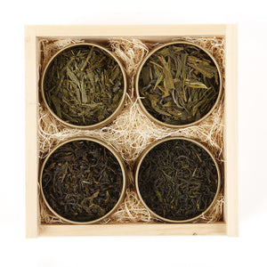 Green Tea Sampler Box