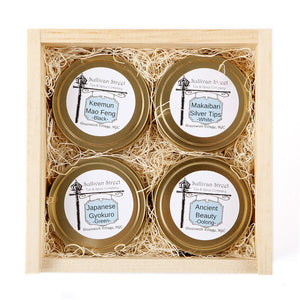 Luxury tea gift set