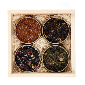 Tasty Blends Tea Box
