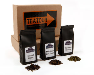 Tea Tour Sampler 🚥