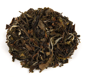 organic Green & White loose tea blend
