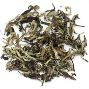 Makaibari Estate organic Darjeeling silver tips white Tea