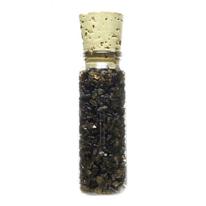 smoked coarse alderwood sea salt