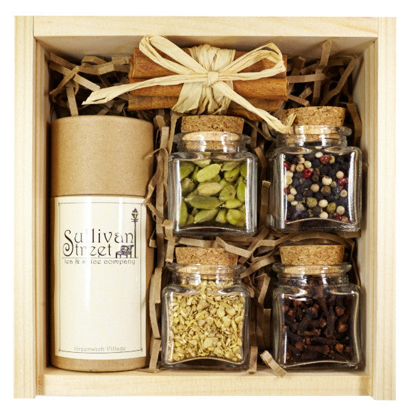 Organic chai tea kit