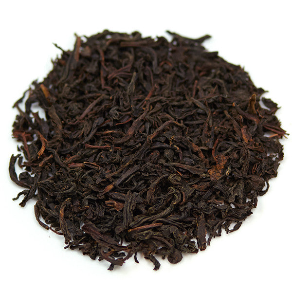 organic Ceylon loose black tea
