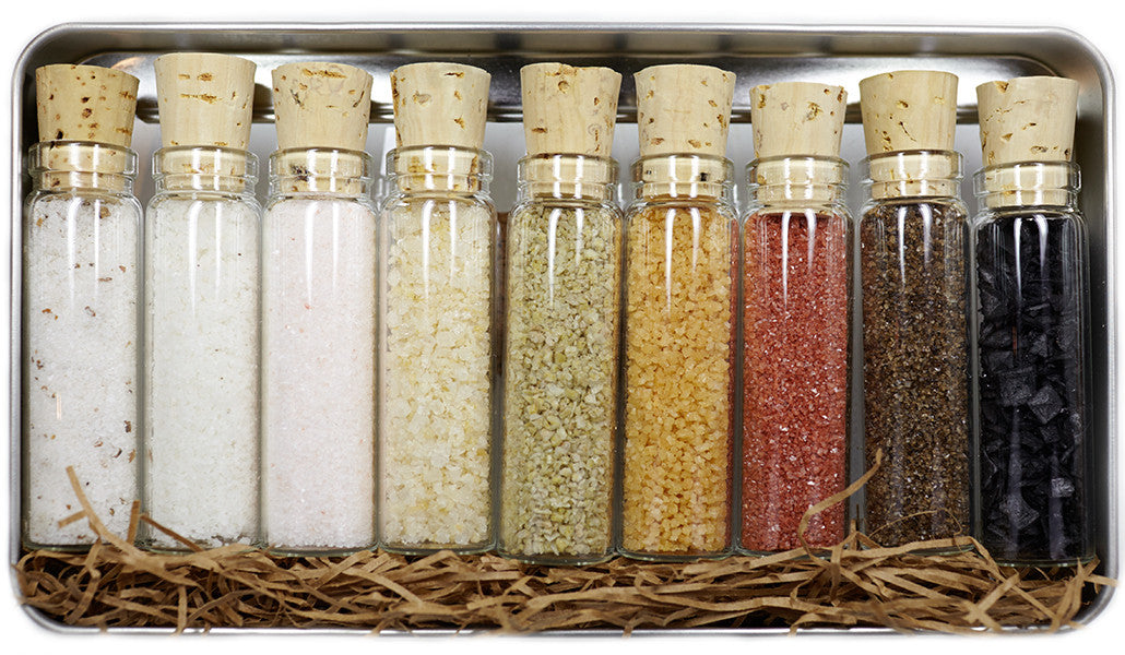 Culinary Salt Gift Set