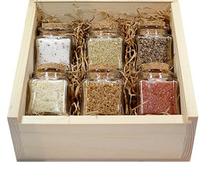 Culinary Salt Gift Box
