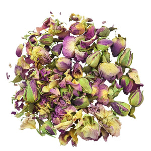Rose Buds - Whole - Sullivan Street Tea & Spice Company