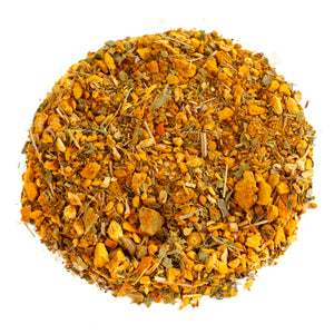 organic turmeric herbal blend