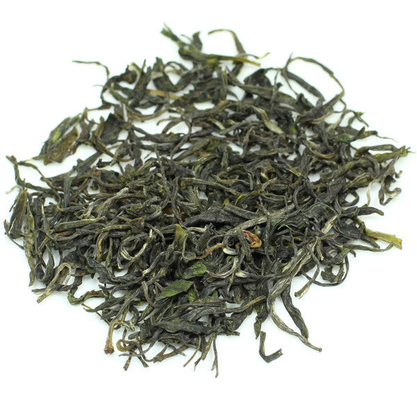 organic loose green tea