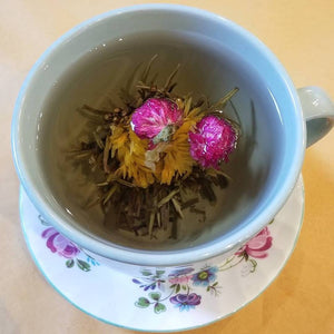Flowering Double Happiness Tea Balls - Sullivan Street Tea & Spice Company