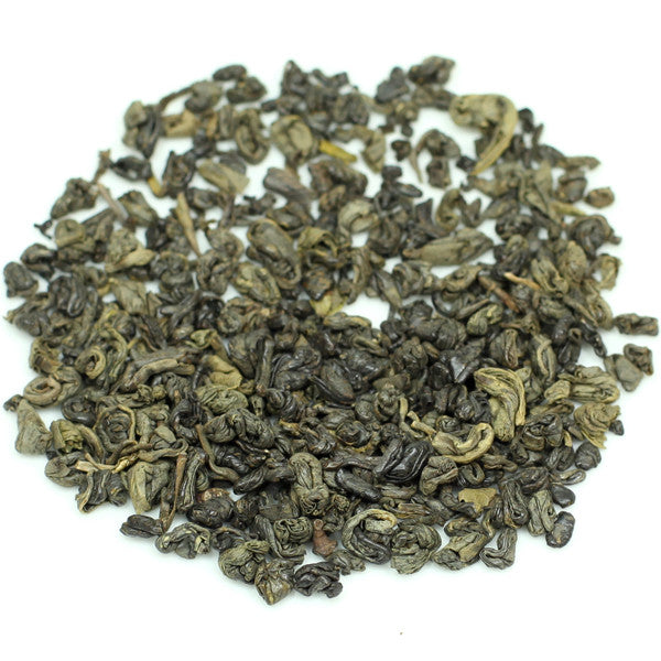 organic gunpowder loose green tea