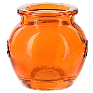 Glass Honey Jar & Cork Top - Sullivan Street Tea & Spice Company