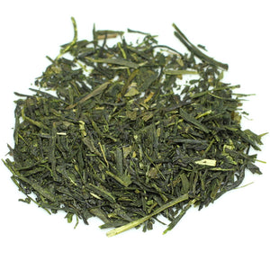 Premium Japanese gyokuro green tea