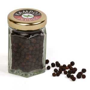 Kampot Peppercorns - Black - Sullivan Street Tea & Spice Company