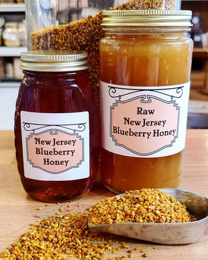 Raw Blueberry Honey 🐝 - Sullivan Street Tea & Spice Company