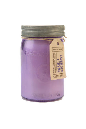 Relish - Lavender + Thyme Soy Candle - Sullivan Street Tea & Spice Company
