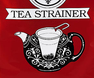 Cotton Tea Strainer - Sullivan Street Tea & Spice Company