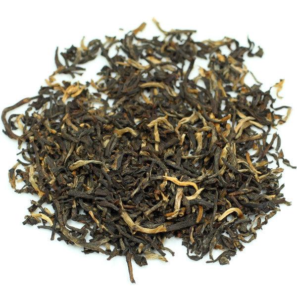organic Yunnan Golden Halo black tea