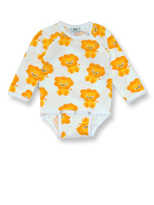 JNY Lion Bodysuit Long sleeve