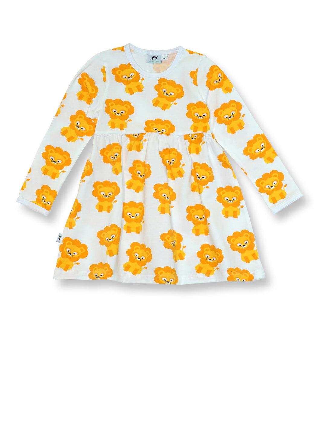 JNY Lion Sweetdress Long Sleeve