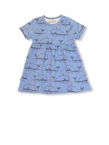 JNY Blue Whale Sweet Dress