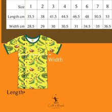 Load image into Gallery viewer, Coddi & Womple Wave Riders T-shirt