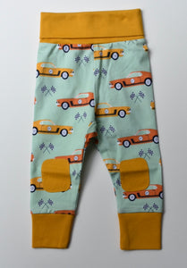 Moromini Organic 70's Dream Baby Pants