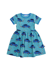 Moromini Organic Grandpas Beetle Dress
