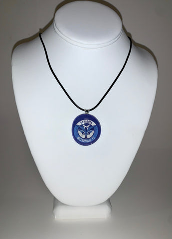 Team Pendant with Necklace