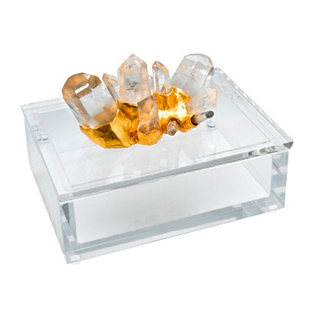 Clear Wonder Quartz Box