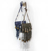 Leather Fringe Bag