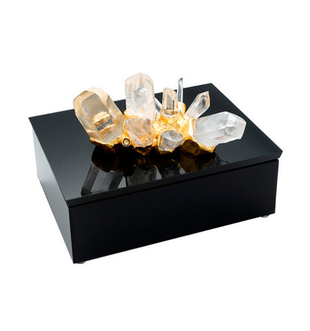 Black Wonder Quartz Box