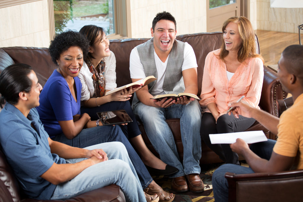 How to be in a small group