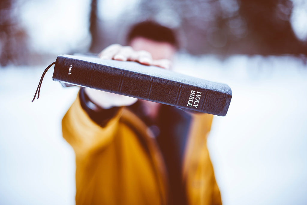 Avoid meaningless Bible study