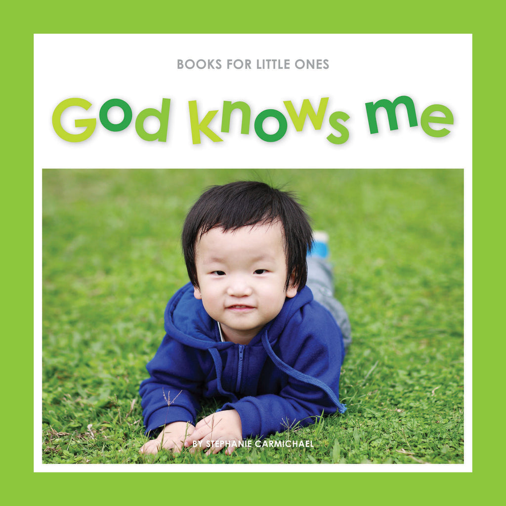 Books for Little Ones: God Knows Me