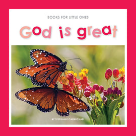 Books for Little Ones: God Is Great