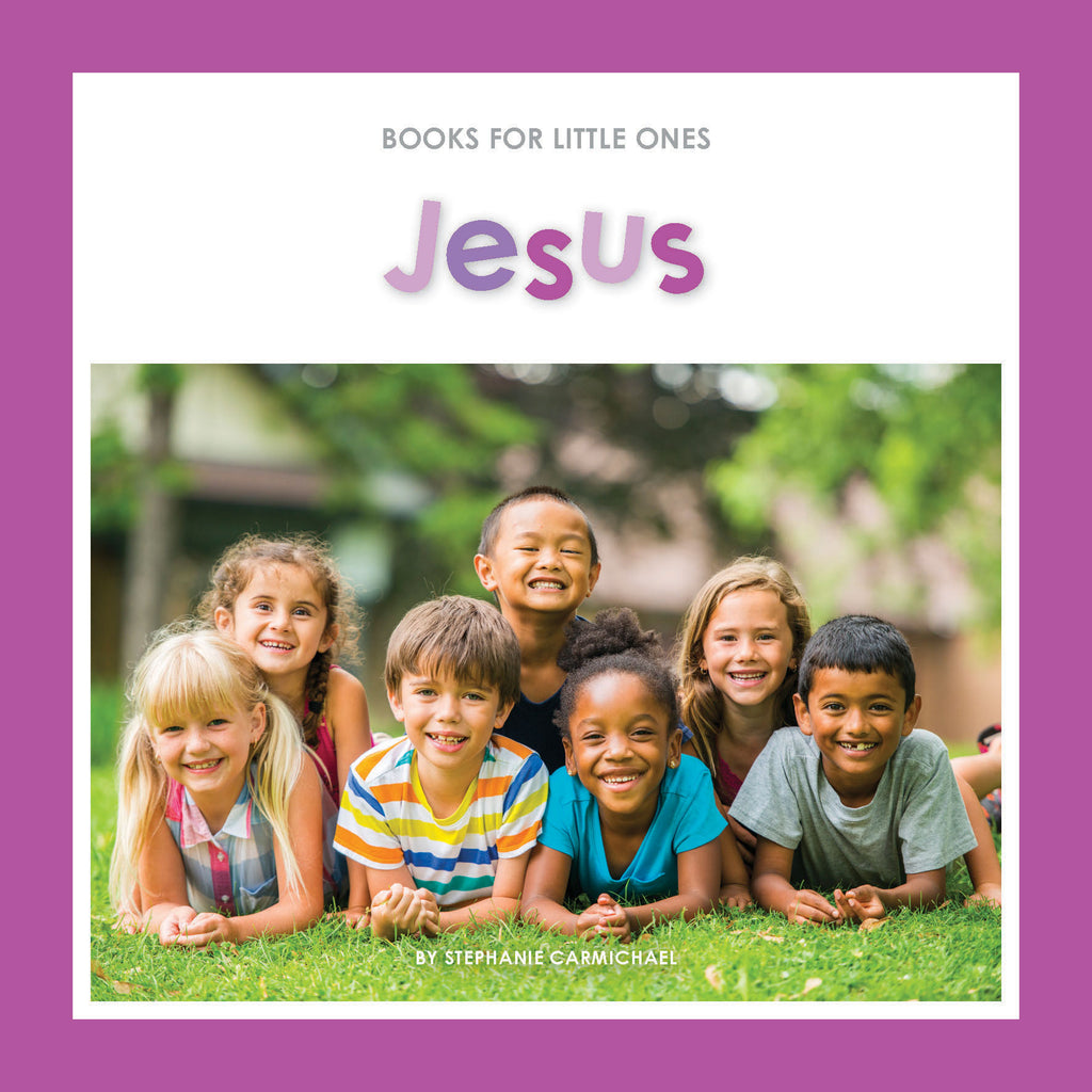 Books for Little Ones: Jesus