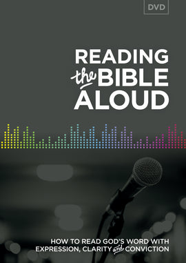 Reading the Bible Aloud (DVD)