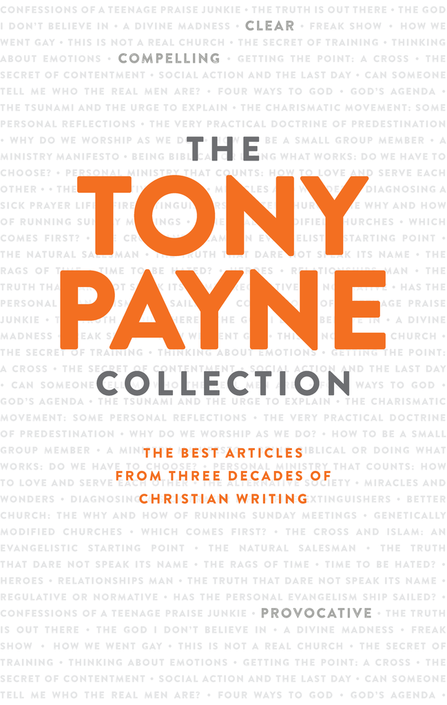 The Tony Payne Collection