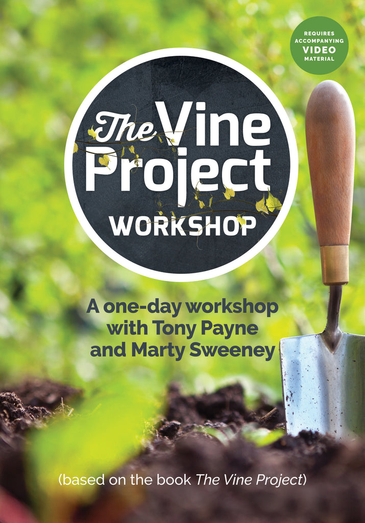 The Vine Project Workshop (Booklet)