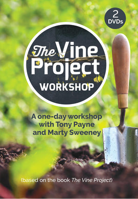 The Vine Project Workshop (DVD)