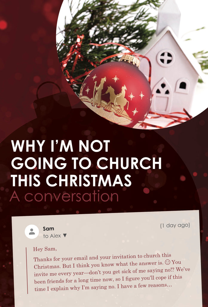Why I'm not going to church this Christmas