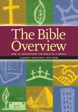 The Bible Overview Leader's Resource (DVD-ROM)
