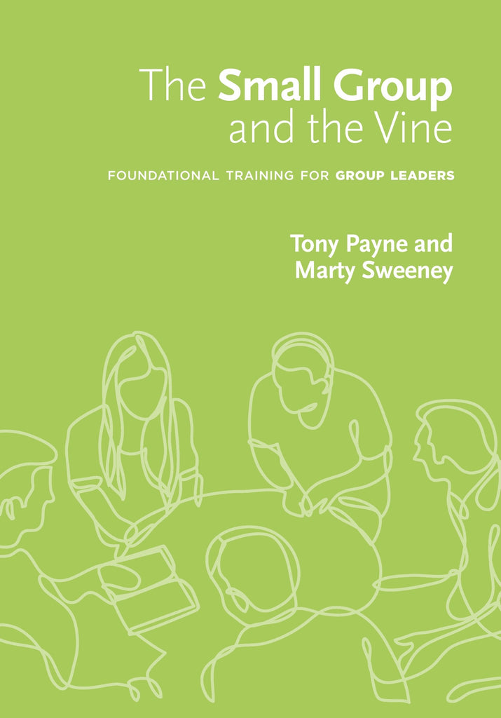 The Small Group and the Vine (workbook)