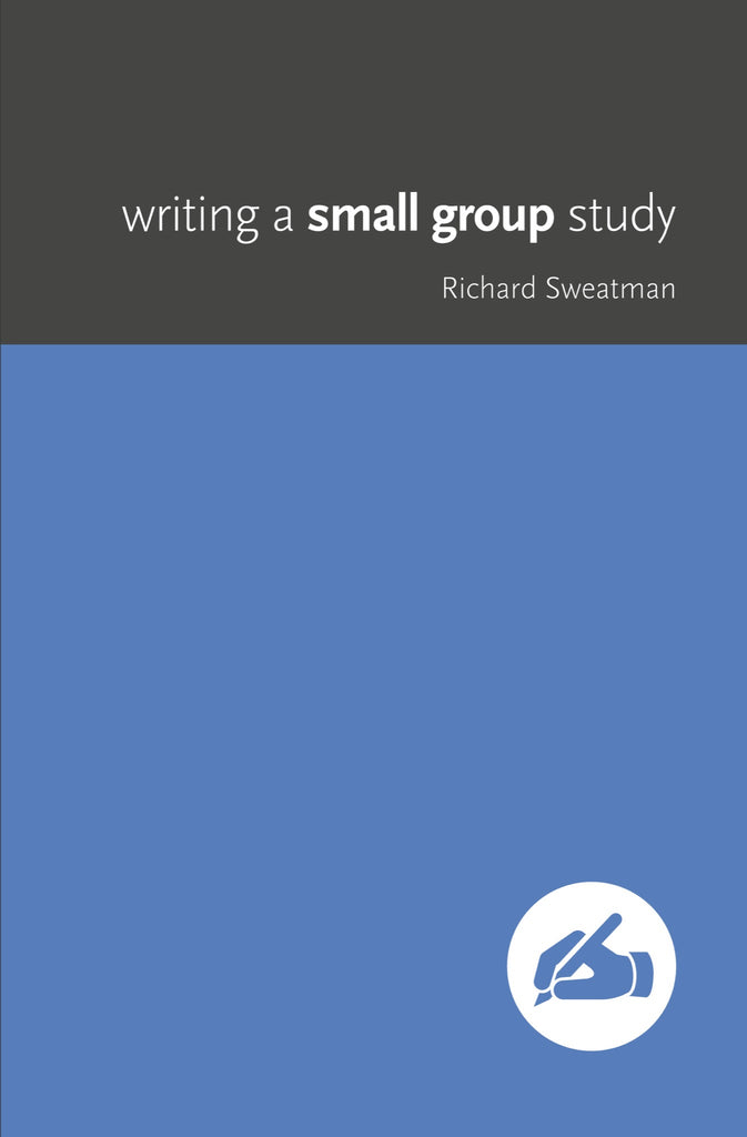Writing a Small Group Study