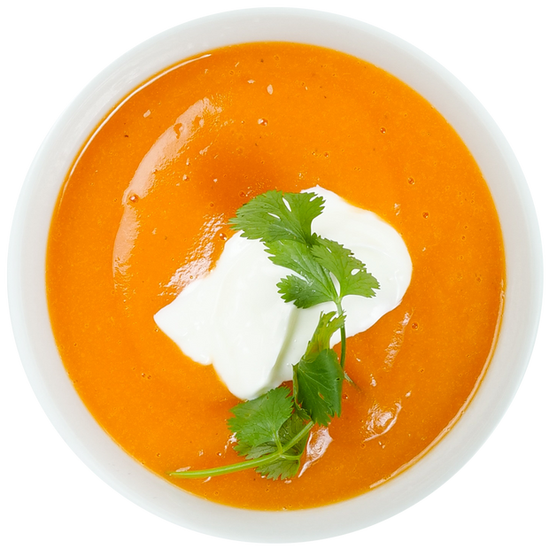 Get Crafted Meals Tomato Soup with Cashew Cream