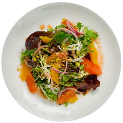 Get Crafted Meals Citrus Salad with Pistachios, Oranges, Grapefruit, Onion and Citrus Vinaigrette